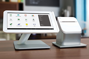 Image of a point-of-sale terminal